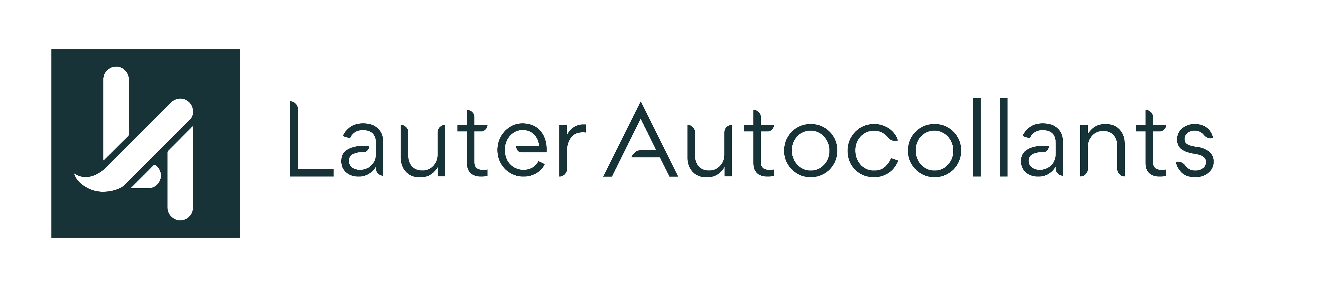 Logo lauter Autocollants